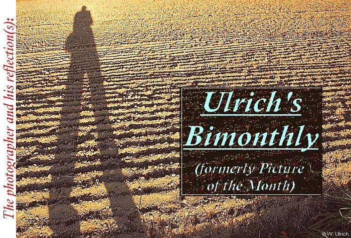 Introduction to Ulrich's Bimonthly (formerly Picture of the Month) - (roll over)