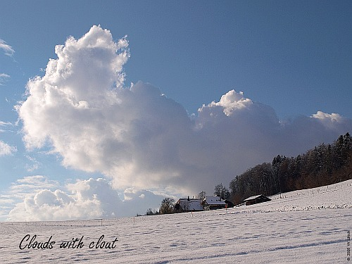 Clouds add clout to winter scenes (click to enlarge)