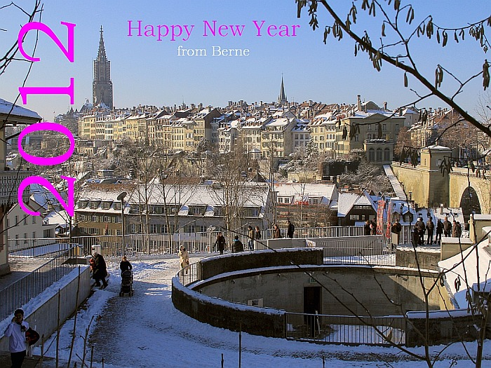 Happy New Year from Berne