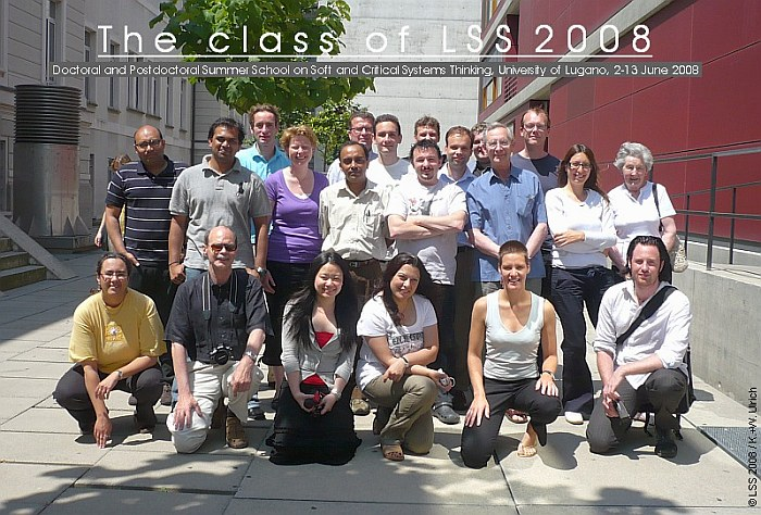 The class of LSS 2008
